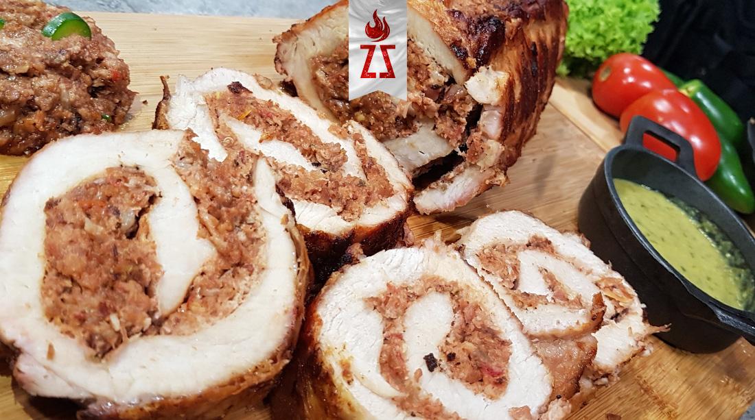 Porky-roll