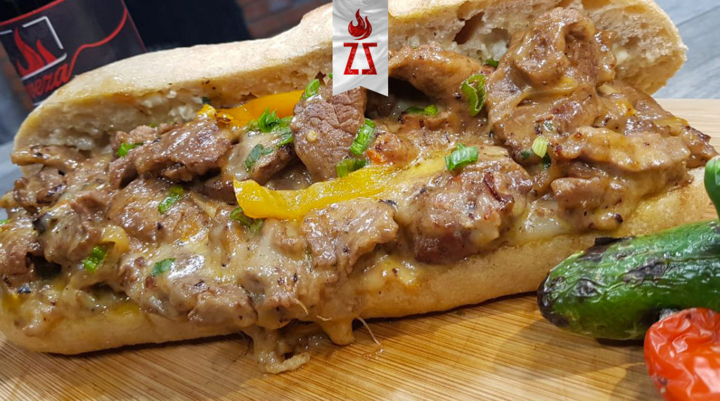 TortaZSo Cheese Steak